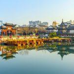 Nanjing – chinesische Millionenstadt zwischen vorgestern und übermorgen