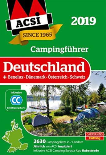 Campingführer Deutschland
