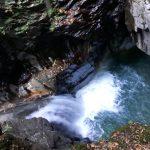 """Gilfenklamm – das spritzige """"Monumento naturale"""""""