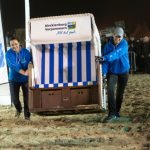 Winterstrandkorbfest auf der Insel Usedom