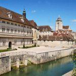 Dole – charmante Perle in Burgund-Franche-Comté
