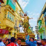Oster-Feierlichkeiten auf Malta und Gozo