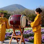 Hachijojima – farbenfrohe Blumeninsel vor Tokio
