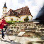 Meditation im Fahrradsattel: Auf dem neuen Kirchenradweg den Lärm der Welt vergessen