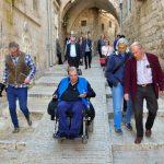 Jerusalem – UNESCO-Welterbe wird barrierefrei
