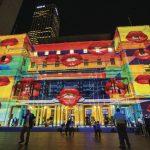 Vivid Sydney als weltgrößte Outdoor-Kunstgalerie