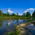 Flussradeln und Kanufahren in der Oberpfalz