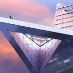 New York erhält spektakuläre Aussichtsplattform