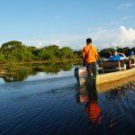 Dschungel ohne Autobahn: Guyana vom Wasser aus entdecken