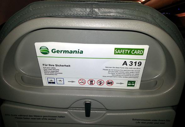 Die Pleite von Germania hat den Flughafen Rostock vor große Probleme gestellt. - Foto Karsten-Thilo Raab