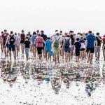 Wattenmeer-Jubiläum: Schlafen am Juister Strand