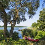 Natürlicher Badespaß im Land der 1000 Seen