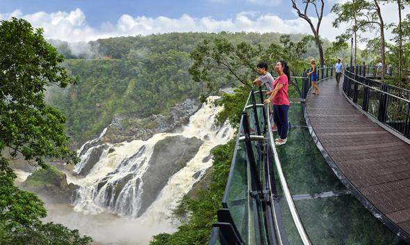 Barron Wasserfall