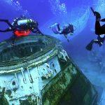 Vom Schiff zum Riff:Vor zehn Jahren wurde die Vandenberg vor Key West versenkt