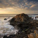 Giant's Causeway: Dramatik am Damm des Riesen