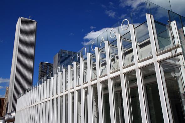 Mekka für Kunstliebhaber: Das Art Institue of Chicago. - Foto Karsten-Thilo Raab
