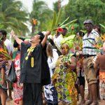 Guyanas Erbe liegt auf dem Schwarzen Kontinent