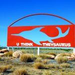 Fossilien-Suche auf demAustralia Dinosaur Trail