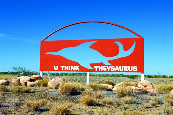 Australia Dinosaur Trail