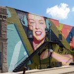 Bunte Murals verwandeln Rockford in Kunstgalerie