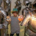 Kinder entdecken den Torgauer Museumspfad