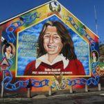 Murals als das frisch-fröhliche Bild von Belfast