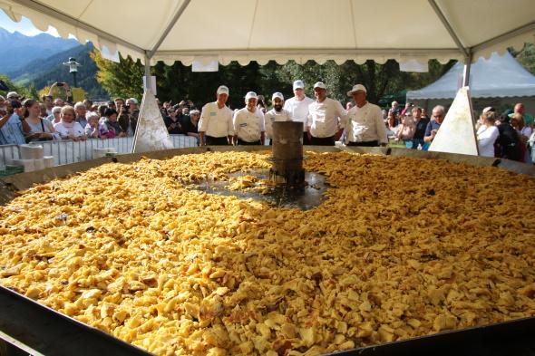 Kaiserschmarrenfest