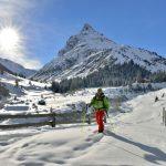 Neue Winterwanderwege in St. Anton am Arlberg