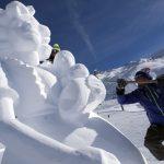 Superstar-Aufgebot im Schnee von Ischgl