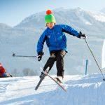 Der Fun & Snow Park in Saalfelden Leogang