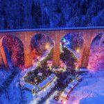 Jubiläums-Weihnachtsmarkt in Ravennaschlucht