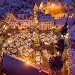Stimmungsvoller Weihnachtszauber in Estland