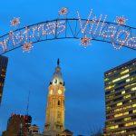 Deck the Halls: Philadelphia in Weihnachtslaune