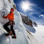 Pitztal lädt zu Österreichs größtem Eiskletterfestival