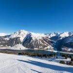 Schöneben-Haideralm: Skiopening der Zwei-Länder-Skiarena am Reschensee