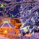 Faszinierender Weihnachtszauber in Seattle