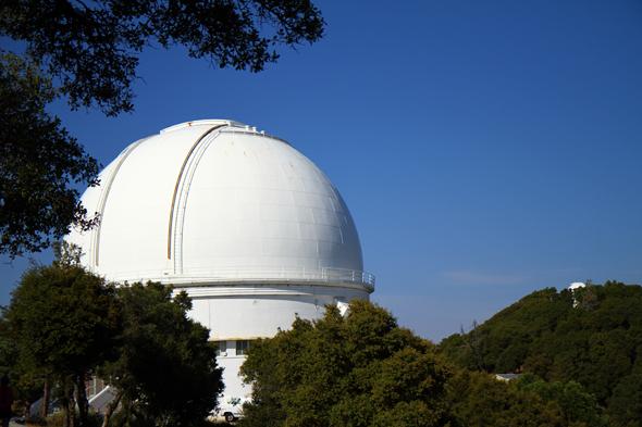 Lick Observatory - Copyright Karsten-Thilo Raab
