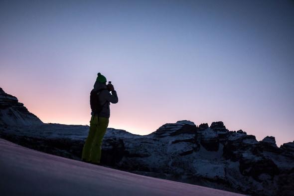 Ski Sunrise