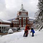 Winterspaß in der Capital Region USA
