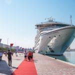 Kreuzfahrtterminal in Ras Al Khaimah eröffnet