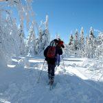 Saisonauftakt am winterlichen Ochsenkopf
