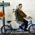 George Town – Street Art zwischen Kolonialbauten