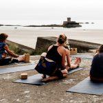 Bunker-Yoga – Jersey und das deutschen Erbe