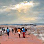 Travelling Art Gallery – mobile Kunst aus Südafrika