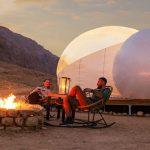 8.000 Jahre Geschichte im Jebel Hafit Desert Park