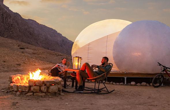 Jebel Hafit Desert Park