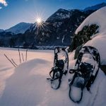 Faszination Wintersonne beim Winterwandern