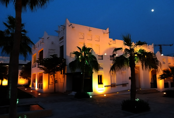 Sharq Village and Spa, Doha - Copyright Karsten-Thilo Raab