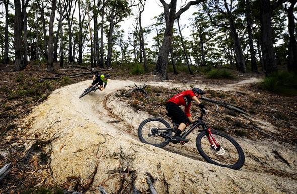 Mountainbike-Paradies