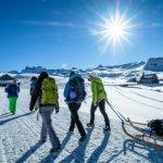 Schweiz: Winterwandern! Aber bitte mit Panorama!